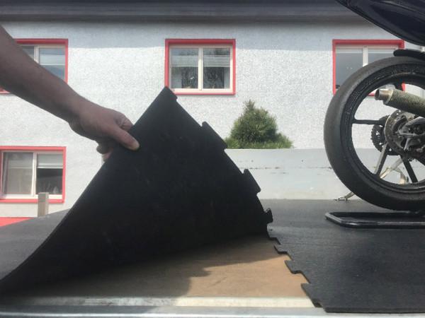 Ladeflächenschutzmatten – sagu® matting