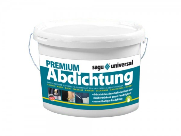 sagu Universal Premium-Abdichtung 5.5 schwarz